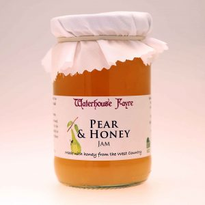 Pear and Honey Jam