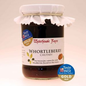 Whortleberry Chutney