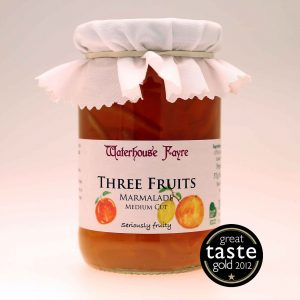 Three Fruit Marmalade (Medium Cut)