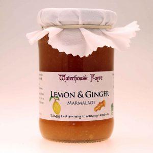 Lemon & Ginger Marmalade (Medium Cut)