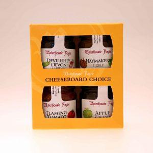 Cheeseboard Choice