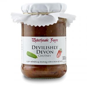 Devilishly Devon Chutney