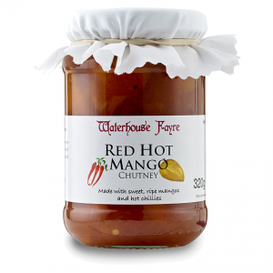 Red Hot Mango Chutney