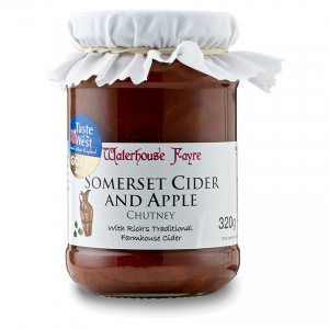 Somerset Cider & Apple Chutney