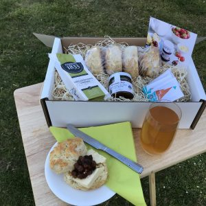 WEST COUNTRY SAVOURY TEA