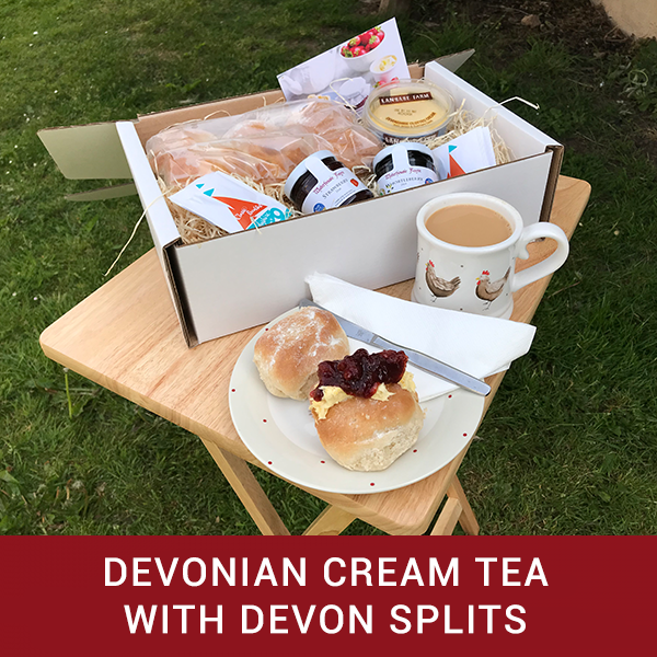 The Devonian Cream Tea